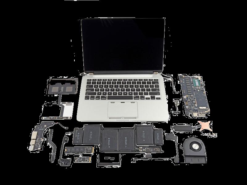 Macbook Pro Dépannage Réparation Vente